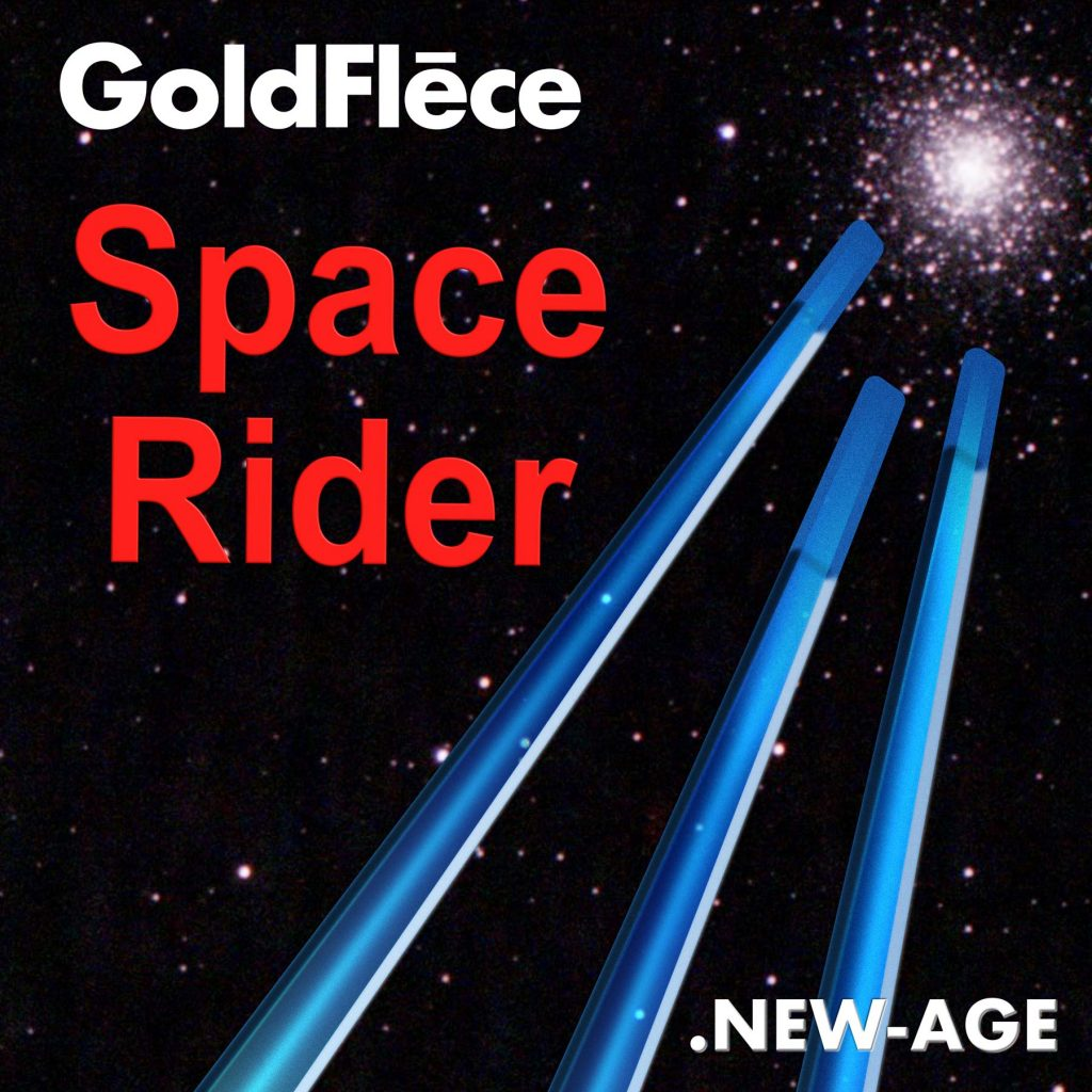 Space Rider .new-age by GoldFlece